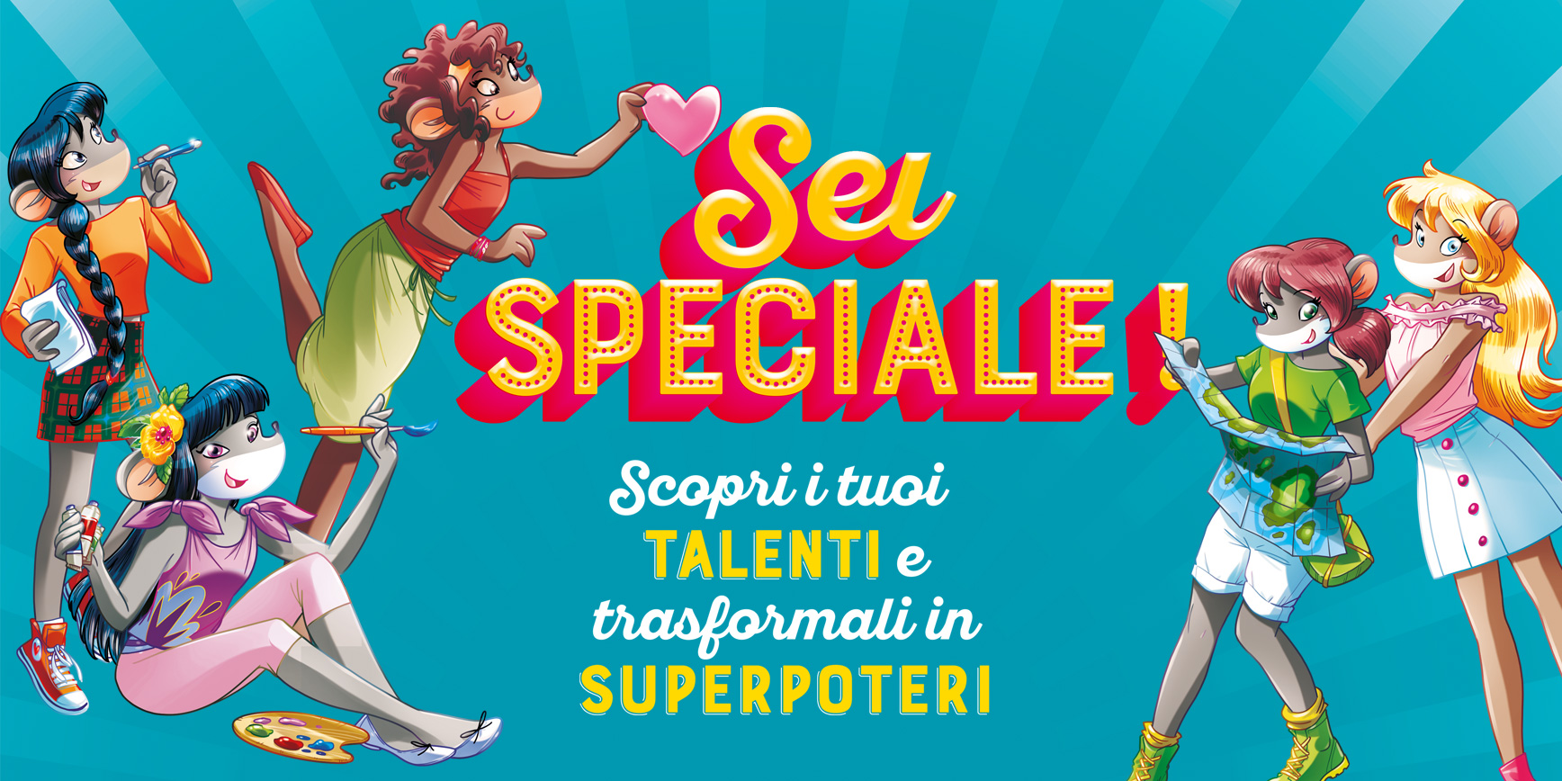 Sei speciale!