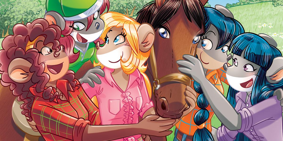 Un cavallo per un sogno